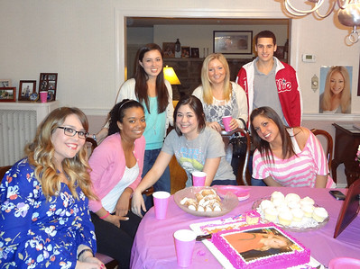 Casey's 24th Birthday Celebration April 6, 2012