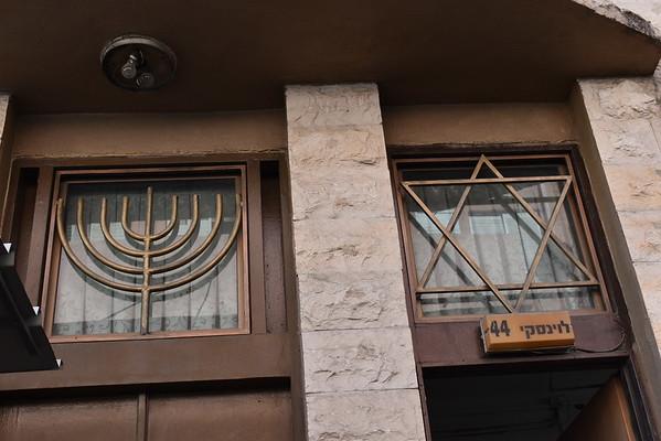 wrought iron ornamental doors and windows