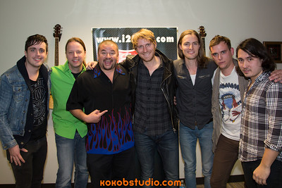 2013-03-28 - Mix100 - Parachute Meet n Greet