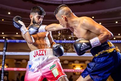 Ijaz Ahmed vs Pablo Navaroe