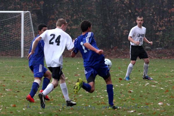 2014-10-29 Boys Soccer play off.