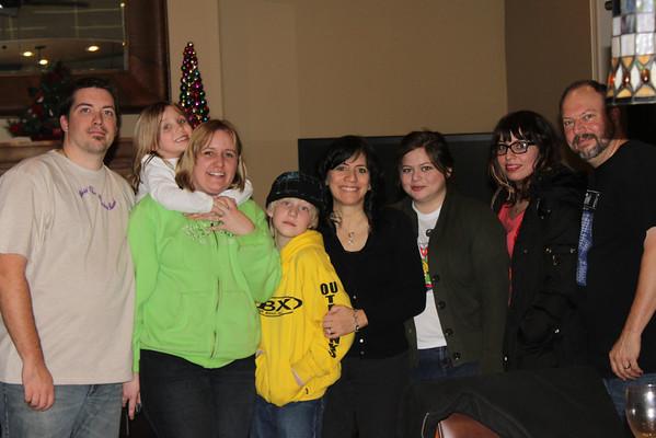 Shella and Eriks Visit Dec 2010