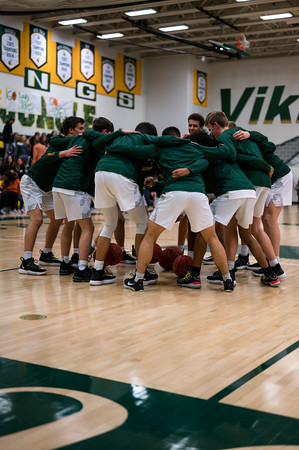 Boys Basketball: Loudoun Valley 60, Dominion 57 by Derrick Jerry on February 19, 2020