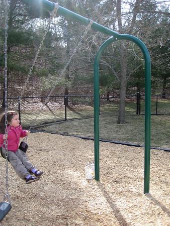 Endicott Park New Playground