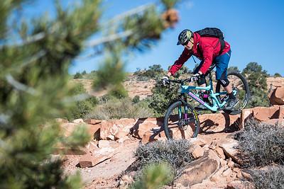 Moab Mountain Biking (Nov. '15)
