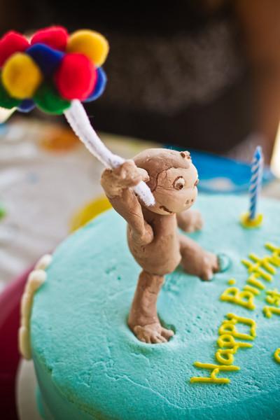 Connor's First Birthday