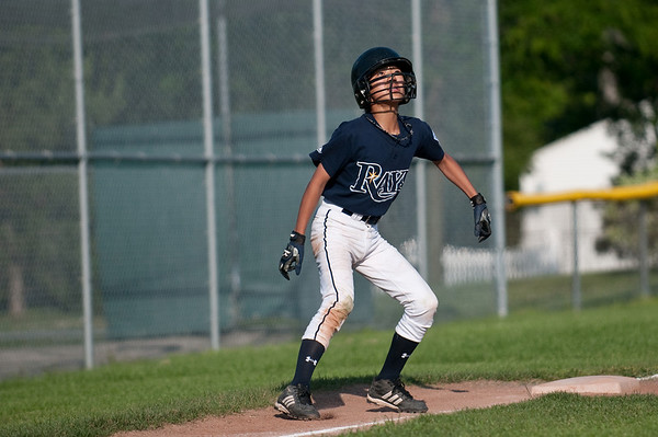 Featured Player:  Andy Jakub, Rays