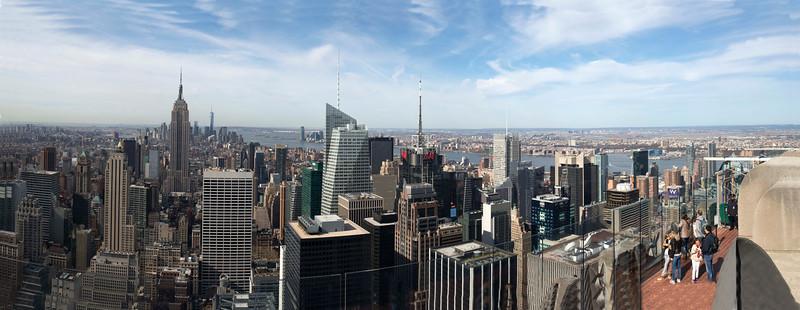 Panorama Manhattan