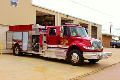 Hallsville Volunteer Fire Department