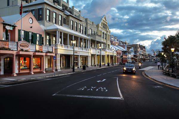 Front Street, Hamilton