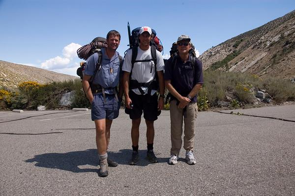 Polemonium Peak via U Notch Sept 7-9, 2006