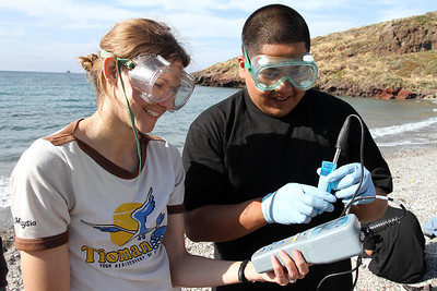 AP Bio/Chem Catalina Trip (June 2010)