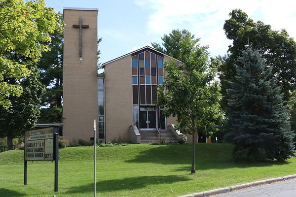 Day 5: St Martin's Anglican Church, Ottawa - 15 September 2019