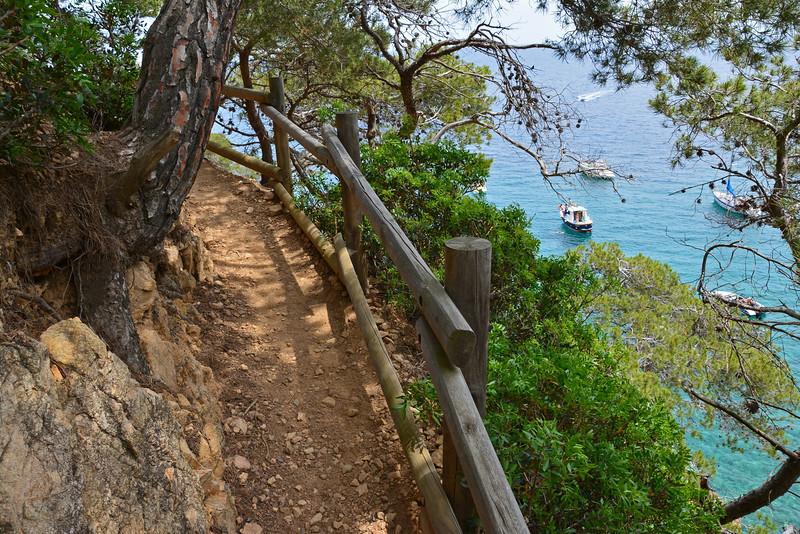 Coastal Hike in Tamariu