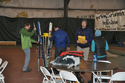 The MVP Health Care Frigid Infliction 2013 - all