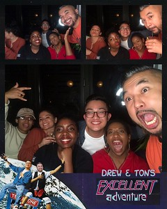Drew & Ton's Excellent Adventure