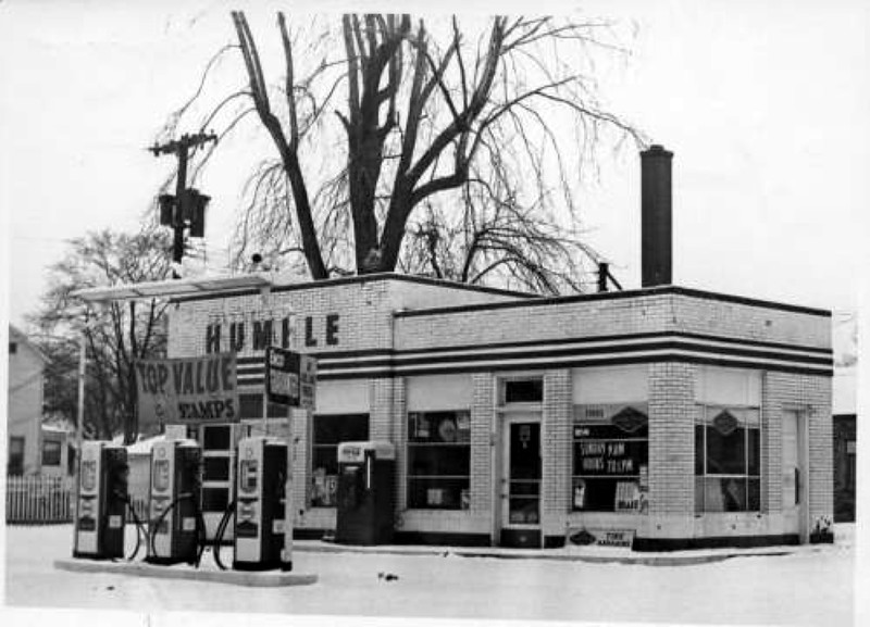 Theesfelds Humble Station