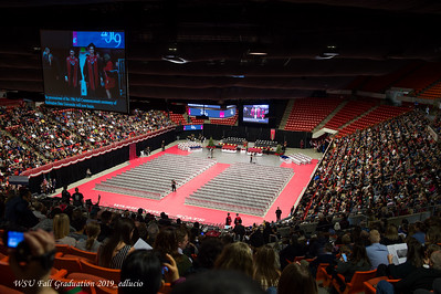 WSU Fall Graduation_7Dec2019