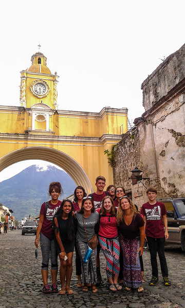 2017 Princess Anne Guatemala Program
