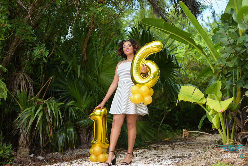 Khaya Farringhton 16th Birthday