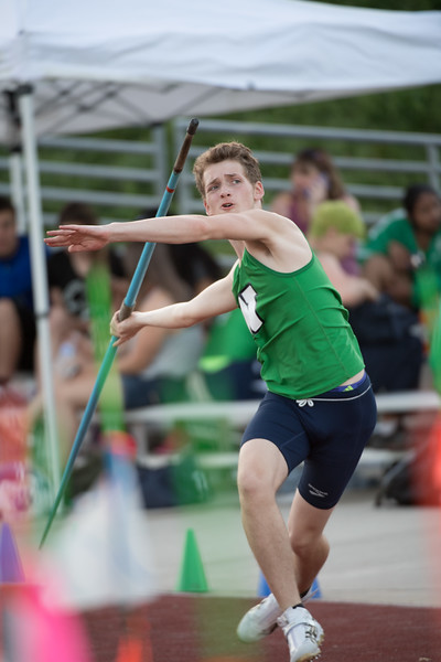Woodinville March 24 - Mens Javelin