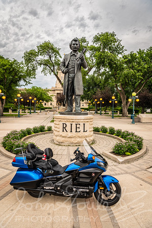 Louis Riel Legacy Motorcycle Staycation 2020-07-03