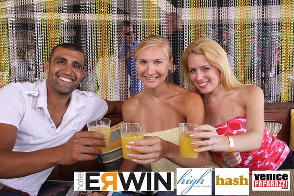 08.02.09  Hash Bash at Hotel Erwin
