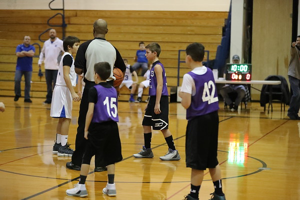 LF 5th Grade Boys Vs. Dolgeville 2