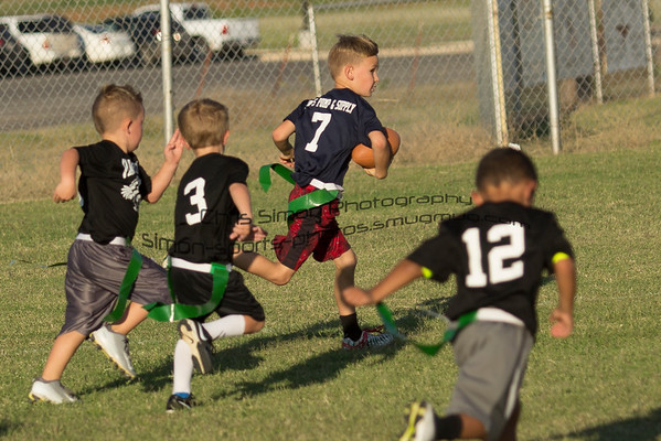 FLAG FOOTBALL - SEPT 22 2016