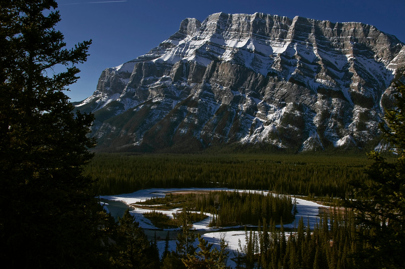 Mount Rundle<br /> Banff National Park, Alberta