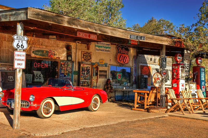 HACKBERRY GENERAL STORE- HACKBERRY ARIZONA