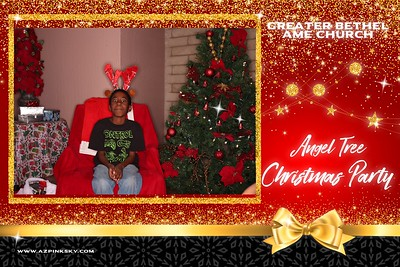 GB Angel Tree Christmas Party