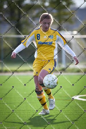 CMH Girls' Soccer 2012