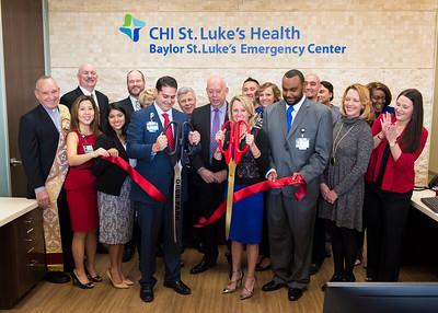 CHI St. Luke's Health Baylor St. Luke's Emergency & Urgent Care