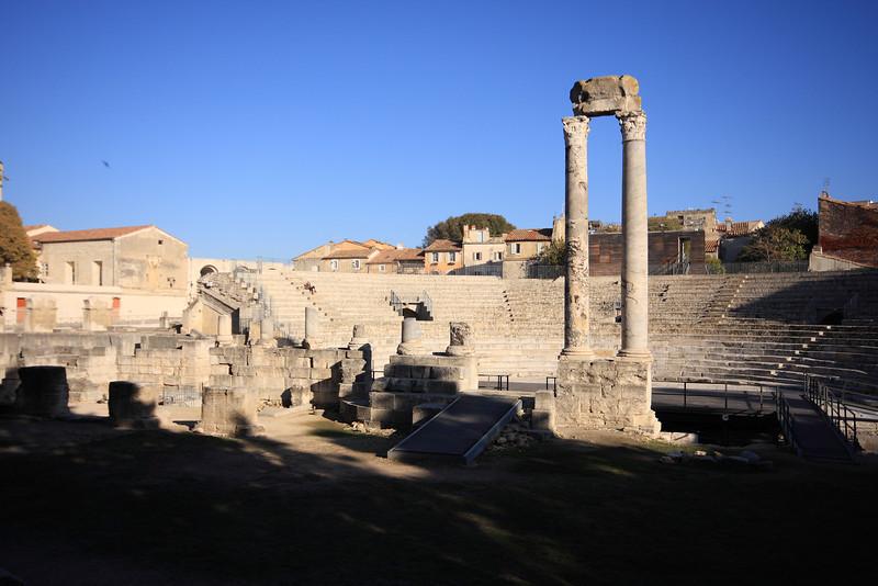 Arles, France - Roman Theater