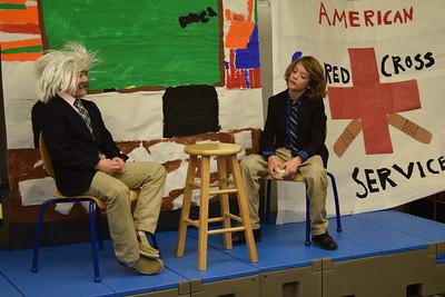 2017-18 4th Grade Biography Presentations