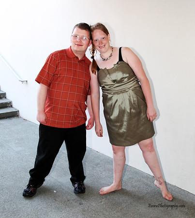 Jane G & Shawn Z 6-22-2013