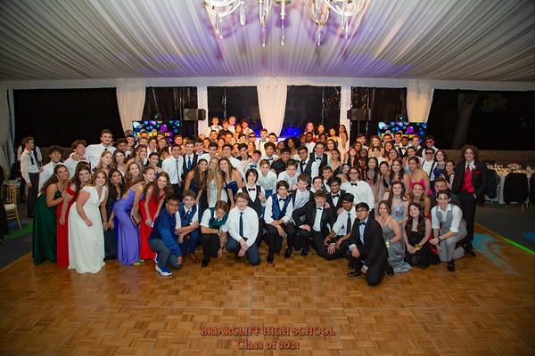 2021 Briarcliff High School Senior Prom