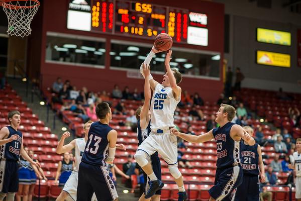 Dixie Basketball
