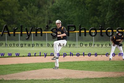 Hutch Baseball vs Delano