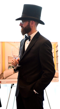 3/23/2019 Mike Orazzi | Staff Arty Morneau during the Bristol Hospital Development Foundation's annual Festival of Wine and Spirits held at the DoubleTree by Hilton Hotel in Bristol Saturday night.