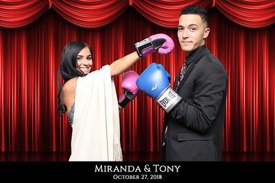 Miranda and Tony