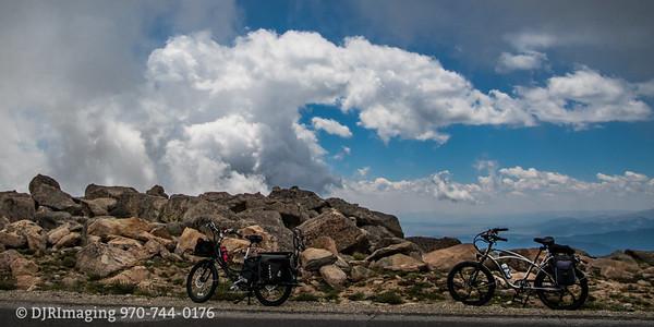 A Mt. Evans Colorado Ride - 07/2018
