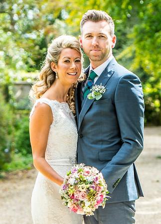 Emma and Lawrence Davies - wedding