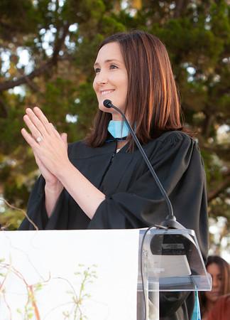 2019 Baccalaureate Mass (Melissa Jacobs)