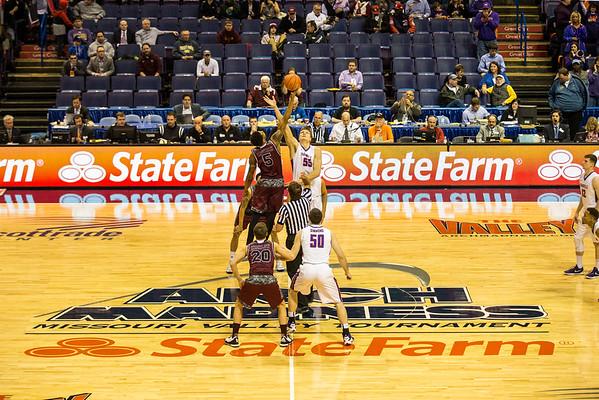 03-04-16 Missouri State vs. Evansville