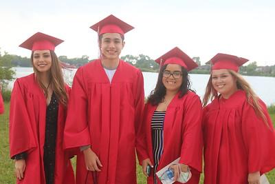 Hammond Morton High School Graduation 2021