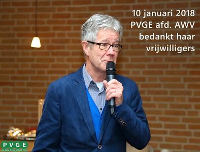 2018-0110 PVGE nieuwjaarsbijeenkomst