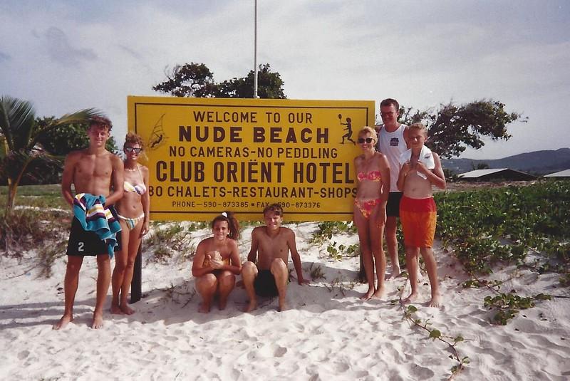 Club Orient Nude Beach