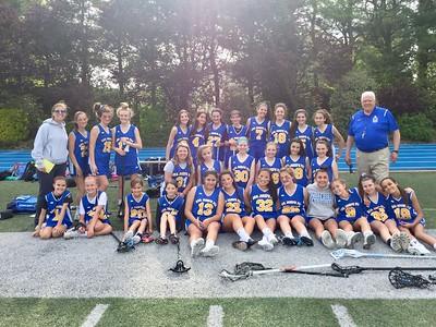 Girls Latin School Lacrosse –2019